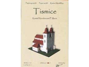 Tismice - kostel Nanebevzetí P. Marie
