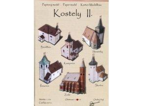 kostely 2 - Bezděkov, Skramníky, Zvole, Škvrňov, Řesanice, Kasejovice