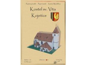 Kojetice - kostel sv. Víta
