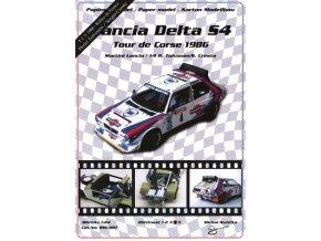 Lancia Delta S4 [4] - Tour de Corse 1986