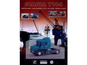 Scania T144 - zelená