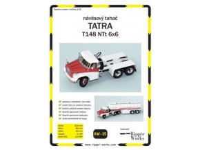 Tatra 148 NTt 6x6 - Benzina