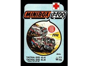 Tatra 815 4x4, Tatra 815 6x6
