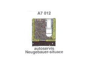Autoservis Neugebauer - situace