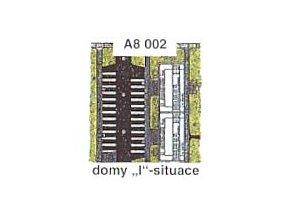 "Domy ""I"" - situace"