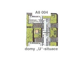 "Domy ""U"" - situace"