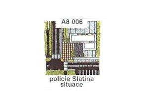 Policie Slatina, situace