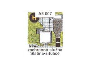 Záchranná služba Slatina - situace