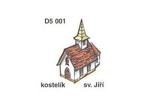 Kostelík sv. Jiří