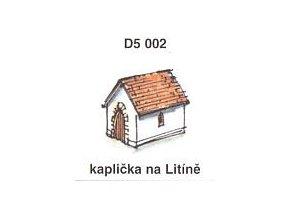 Kaplička na Litíně (2ks)