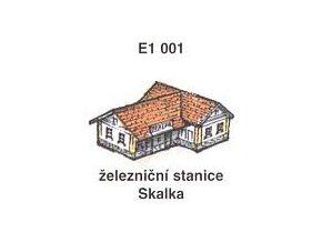 Železniční stanice Skalka