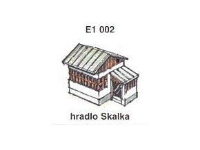 Hradlo Skalka