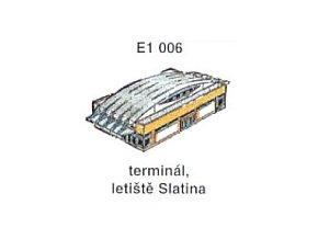 Terminál letiště Slatina