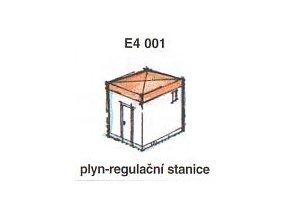 Plyn - regulační stanice (2ks)