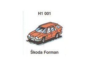 Škoda Forman (5 ks)