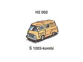 Škoda 1203 - kombi (4ks)