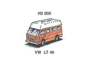 Volkswagen LT 40 (3ks)