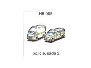Policie, sada 2