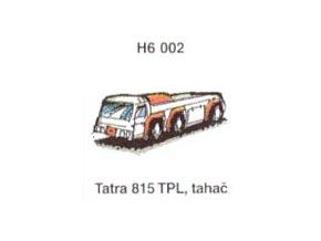 Tatra 815 TPL, tahač (3ks)