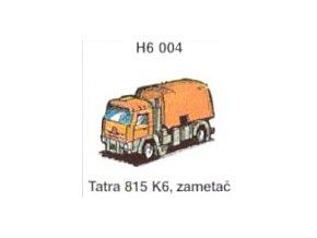 Tatra 815 K6, zametač (2ks)