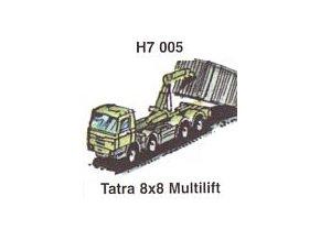 Tatra 815 8x8 Multilift (2ks)