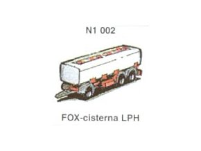 FOX - cisterna LPH (2 ks)