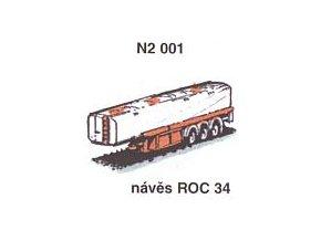 Návěs ROC 34