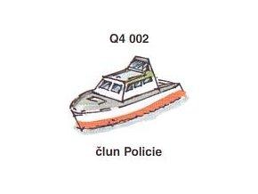 Člun Policie