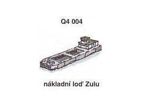 Nákladní loď Zulu