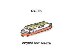 Obytná loď Tereza