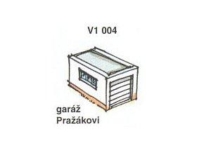 Garáž Pražákovi (3ks)