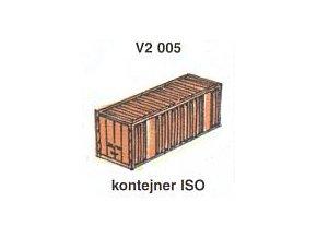 Kontejner ISO (4ks)