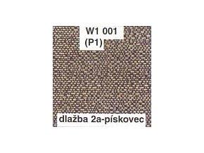 Dlažba 2a - pískovec