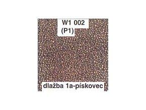 Dlažba 1a - pískovec