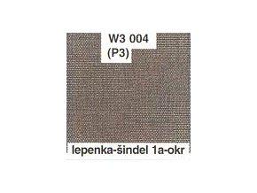 Lepenka - šindel 1a - okr