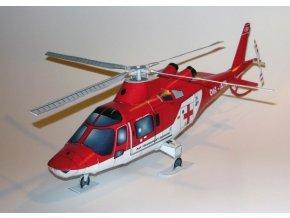 Agusta A109K2 (Westland AW109)