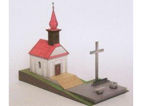 Kostelík na Kalvárii - Zákamenné
