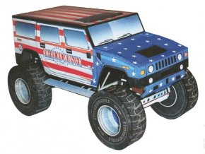 Hummer - Truck American Monster