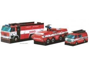 CAS 32 Tatra 815 6x6 + DA Mazda E 2200 + CAS 12 OT-64 SKOT