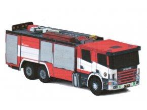 KHA 40 Scania P 111 G 6x6