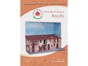 Rodný dům Dona Bosca - Becchi, Itálie
