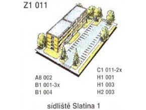 Sídliště Slatina 1