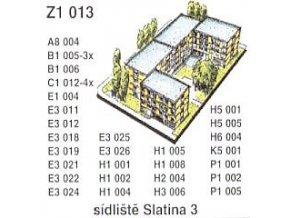 Sídliště Slatina 3