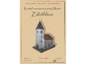 Kostel narození panny Marie - Záběhlice