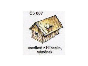Usedlost z Hlinecka, výměnek