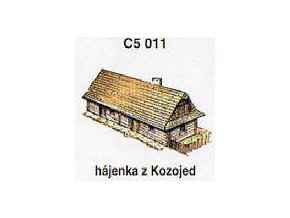 Hájenka z Kozojed