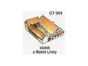 Statek z Mokré Lhoty