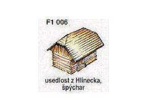 Usedlost z Hlinecka, špýchar
