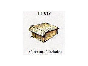 Kůlna pro údržbáře (2 ks)