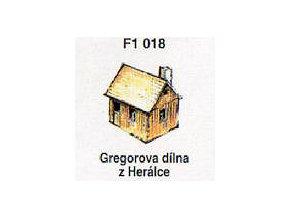 Gregorova dílna z Herálce (2 ks)